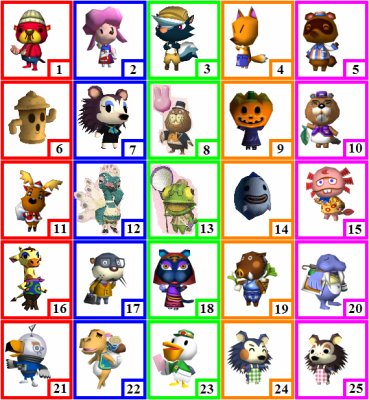 Blog de animal crossing2 sur wii page 2 welcome to animal crossing let 39 s go to the city - Coupe animal crossing wii ...