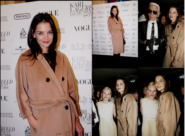 Articles speciale : FLASHBACK   2006 > 10.06 - Karl Lagerfeld VIP Party at Paris Fashion Week