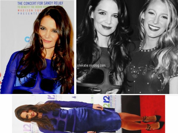 Concert Benefiting The Robin Hood Relief Fund To Aid The Victims Of Hurricane – 12/12/12 un top elle est juste sublime