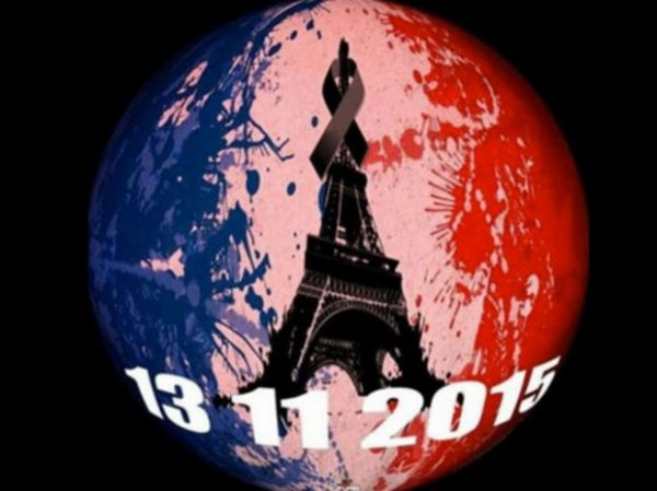 ╰♡╮Attentats Paris 13-11-15