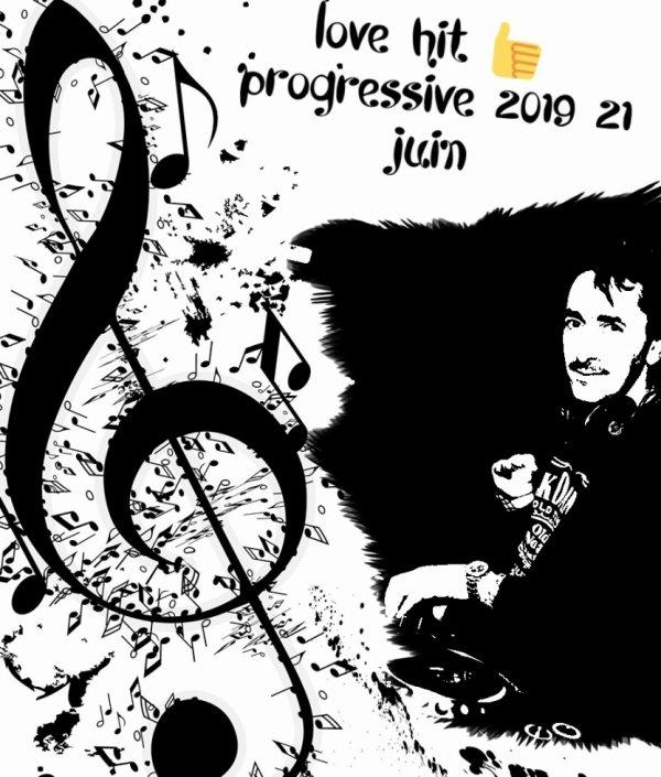 love hit progressive 2019 21 juin