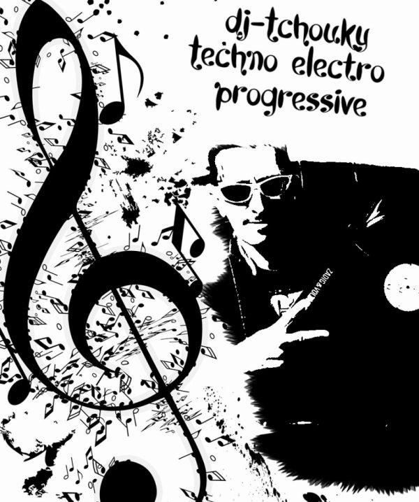 Soundcloud-Clubbing Dj tchouky Techno-Trance