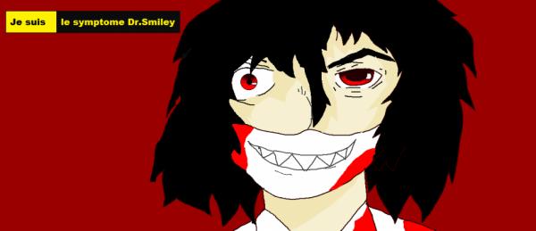 Je suis le symptome Dr.Smiley (remix permis)