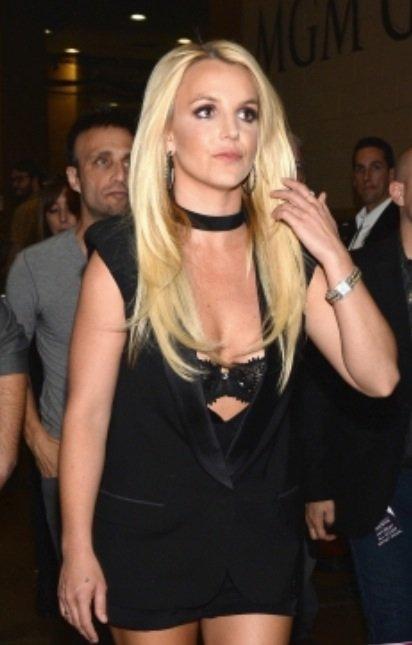 Britney au iHeart Radio Music Festival (21-09-13)