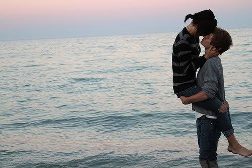 Et puis, soudainement, je suis tombé amoureux de toi.