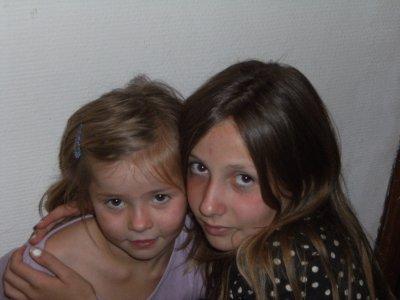 Moi & Ma Ziiiina!!! <3