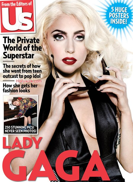 Gaga donne une interview au magazine US Weekly