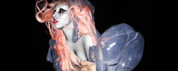 "Lady Gaga en couverture du magazine ""Fashion"" (août 2011)"