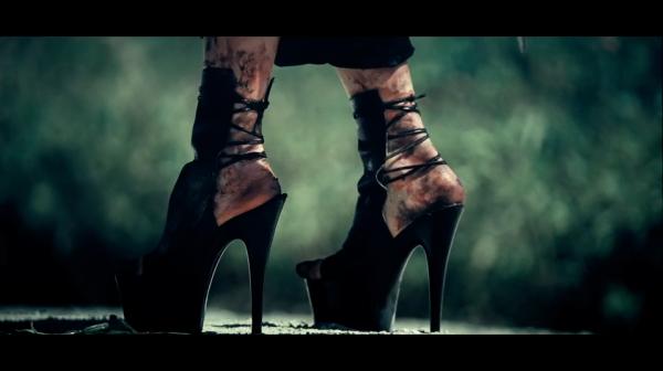 Photo du tournage du prochain clip de Gaga : You & I