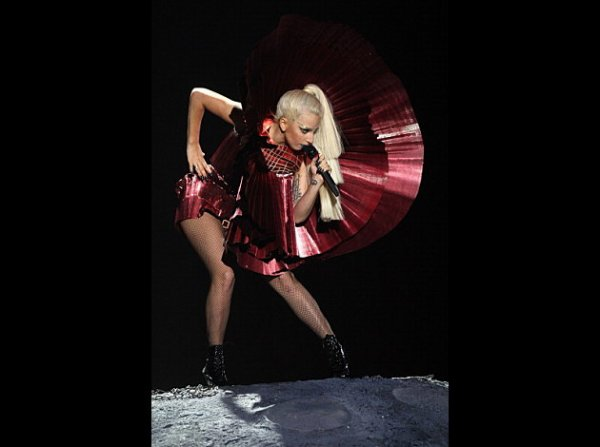 MTV EMA'S 2011
