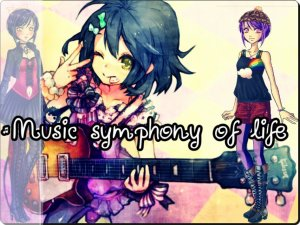 N°6  Music symphony of life