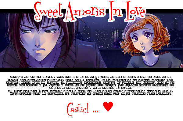 N°8 Sweet Amoris In Love