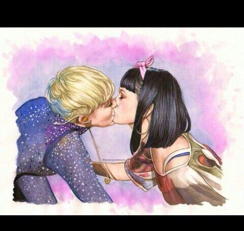Katy P & Miley C