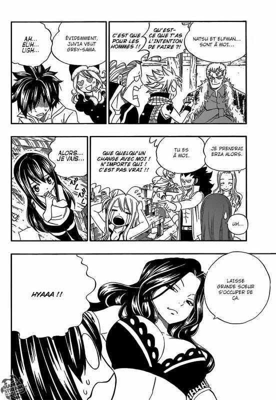 Chapitre spécial Fairy Tail