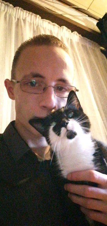 Moi et mon chat