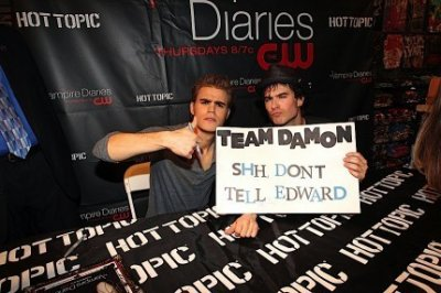 TEAM DAMON xD