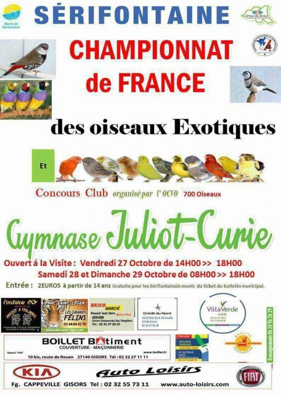 Expo bourse à Sérifontaine (60)