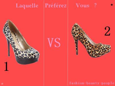 Duel De Chaussures N°1