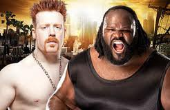Sheamus vs Mark Henry