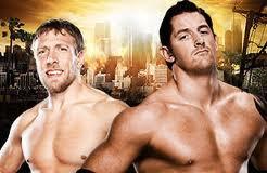 Wade Barrett contre Daniel Bryan
