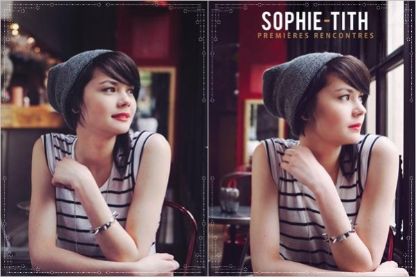 La sortie de l' album de sophie tith est  prévue pour le 1er juillet 2013