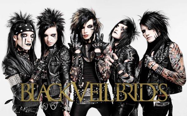 mon groupe préféré: black veil brides