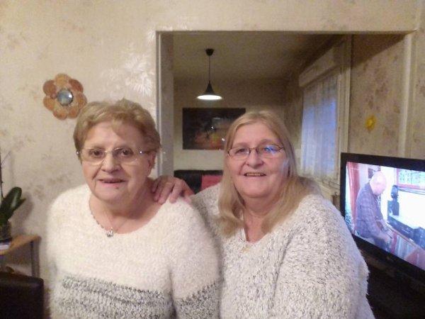 Ma maman et moi  (l)