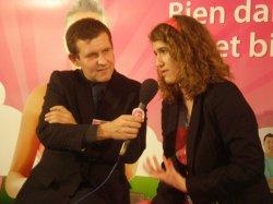 """Conférence : """"Bien dans son assiette, bien dans sa peau !"""" au Salon Bien-Etre : Médecine Douce & Thalasso (6 février 2011)"""