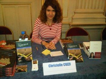 Bienvenue sur le blog officiel de Christelle Cozzi, plus jeune auteur de France sur la nutrition (15 ans et demi lors de l'écriture de son premier ouvrage)
