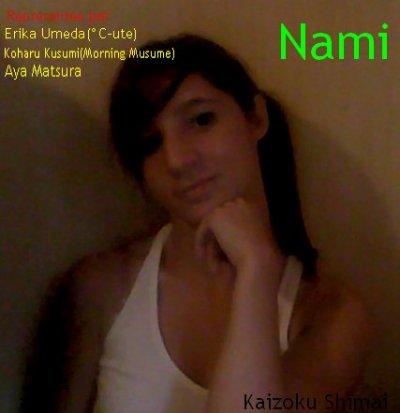Présentation de Nami