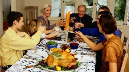 How to Have Fun Thanksgiving Family Activities