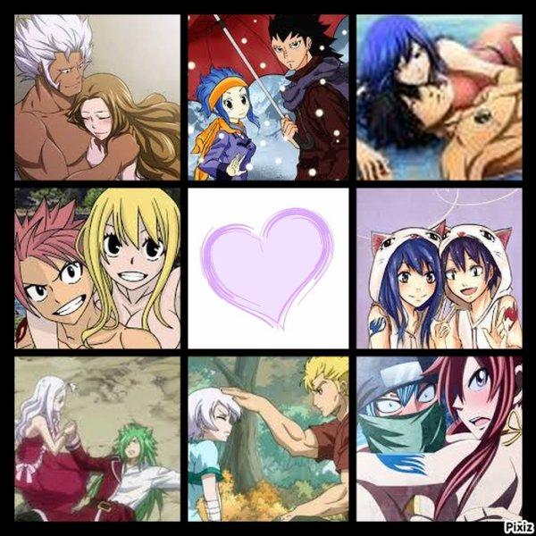Les meilleur couples