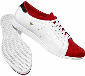 STAN SMITH LACE SLEEK W DOTS