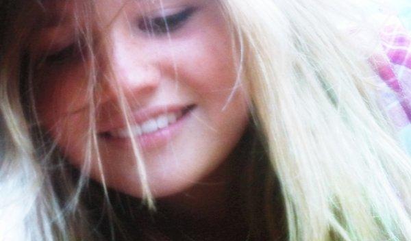 Juste pour un sourire.. ♥