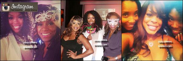 . 24/07/2013 : Miss Norwood - était - attendue à l'événement « Kym Whitley's Birthday Celebration » à Los Angeles. .