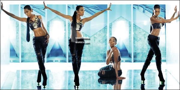 """. Découvre le photoshoot complet pour le dernier album studio de Brandy """"Two Eleven""""    ."""