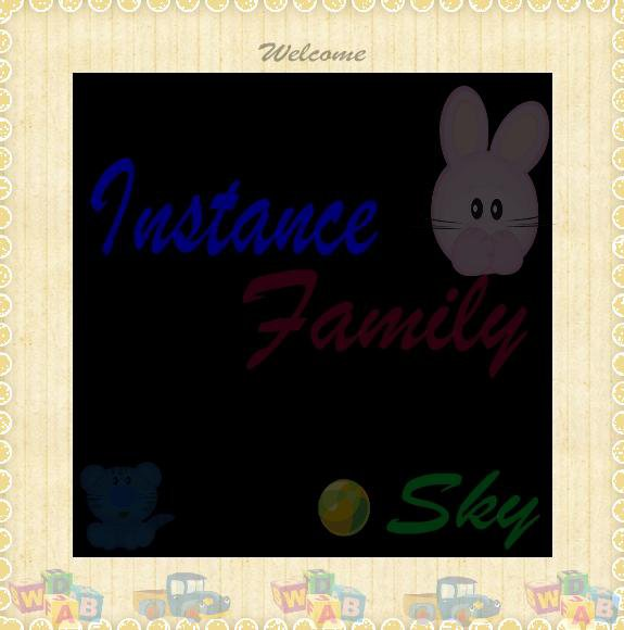 Welcome to instancefamily!
