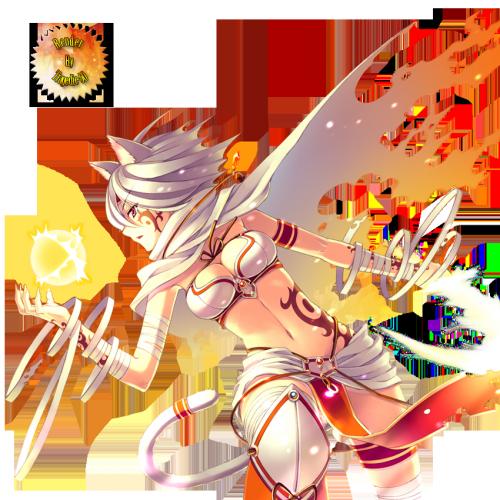 La Neko du feu