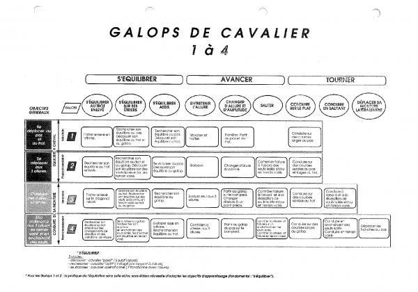 Galop 1 224 4 Sources La F 233 D 233 Ration Fran 231 Aise D 233 Quitation