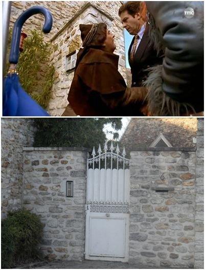 Thoiry, La Maison De Béatrice De Montmirail Dans Les Visiteurs - Sur