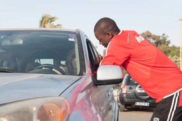 Prostitution masculine à Saly (Sénégal)