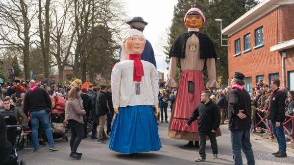 prochianne sortie le carnaval d auvelais le lundi 22 avril 2019