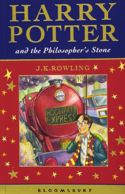 Avis - J.K. Rowling [Harry Potter à l'école des sorciers]