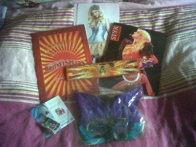 Souvenirs du Circus Tour    Britney-collection-3