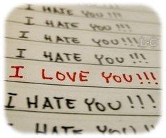 I HATE you !