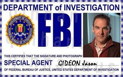 Fiche : Jason Gideon