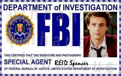Fiche : Spencer Reid