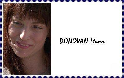 Fiche : Maeve Donovan