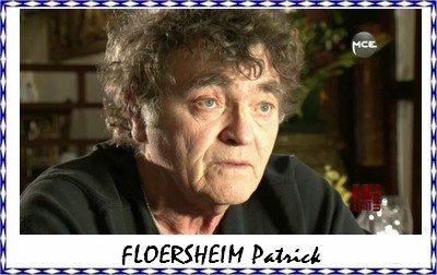 Doubleur : Patrick Floersheim