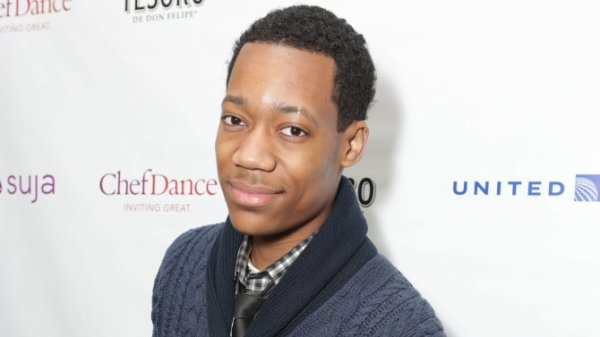 Tyler James Williams dans le Spin-off